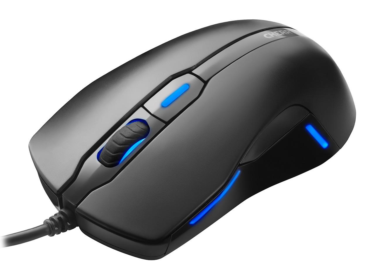 Cherry MC 4000, nuevo ratón de alta precisión 1