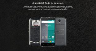 Doogee T5 es un nuevo smartphone rugerizado  1
