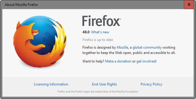 FIREFOX 48 3