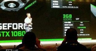 GeForce GTX 1060 3 GB es real y estaría cerca de su lanzamiento