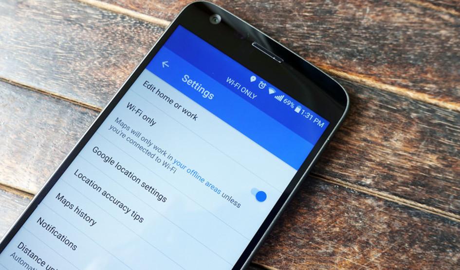 Google Maps mejora sus prestaciones offline con la última actualización