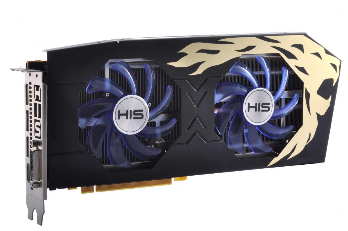 HIS Radeon RX 480 IceQ X2 Roaring anunciada 1