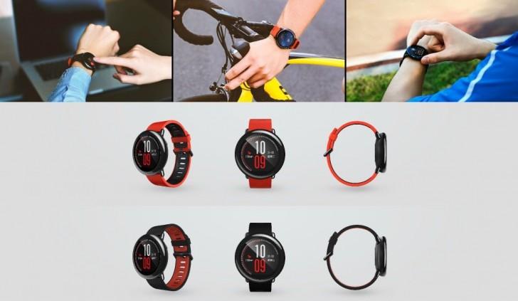 Huami Amazfit es el primer smartwatch de Xiaomi 2