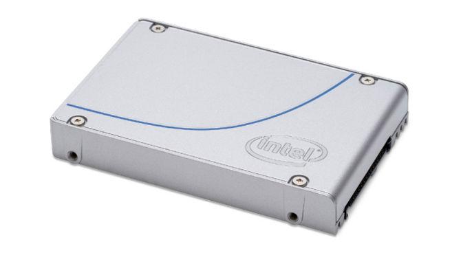 Intel SSD DC P3520