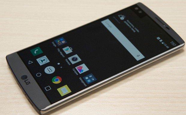 LG V20 y Andorid 7.0 Nougat llegarán juntos en Septiembre