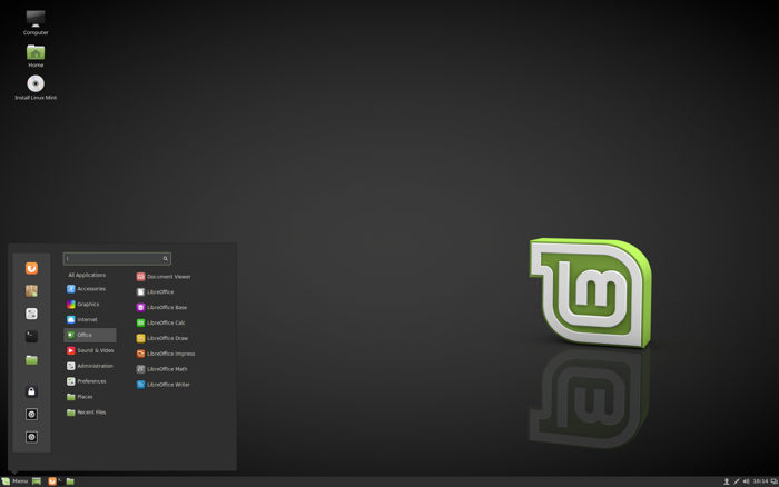 Linux Mint 18 xfce edition 3