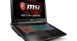 MSI presenta sus portátiles para la Realidad Virtual