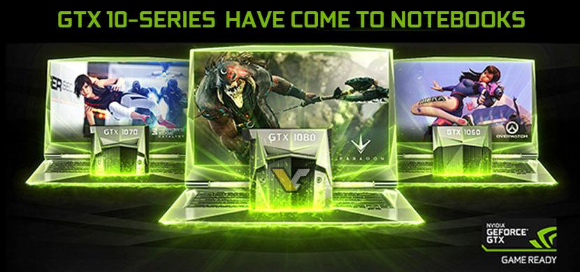 Nvidia lanza las GeForce GTX 1000 para portátiles 0