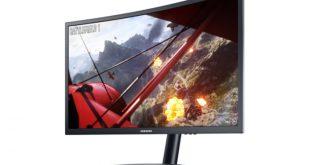 Samsung CF791 y CFG70, nuevos monitores gaming curvos
