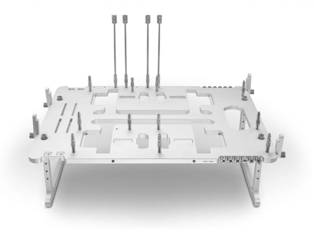Streacom BC1, nueva benchtable fabricada en aluminio 1