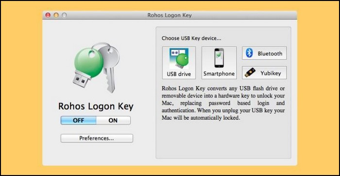 USB proteger windows