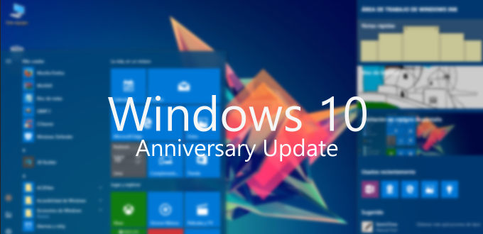 Windows 10 aniversario