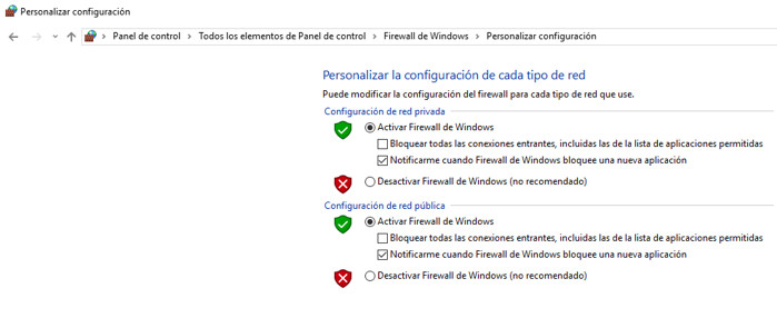 Windows 10 internet