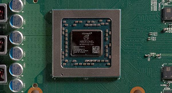 Xbox One S utiliza una APU fabricada en 16 nm por TSMC con varias mejoras