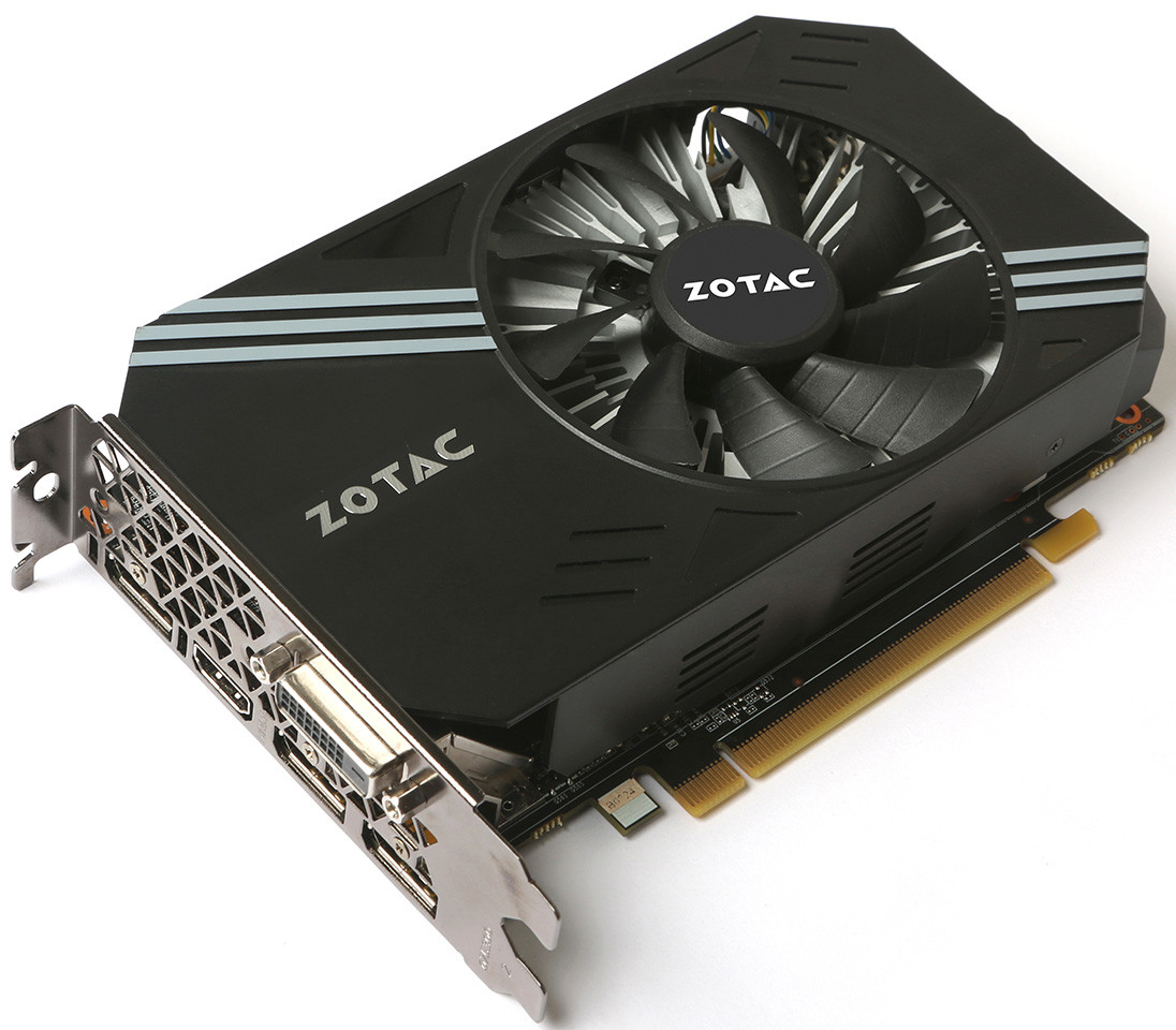 Photo of Zotac GeForce GTX 1060 3 GB Mini ITX anunciada