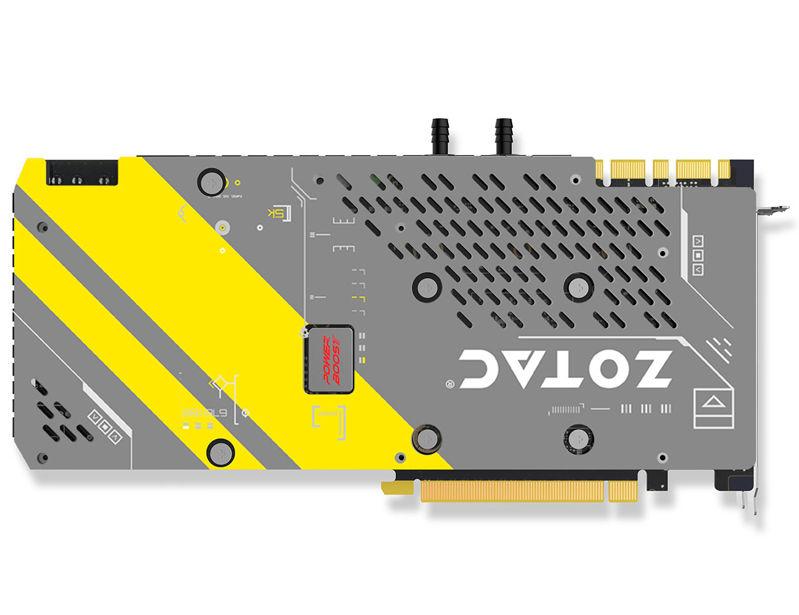 Zotac GeForce GTX 1080 Arctic Storm para tu sistema de refrigeración líquida 2