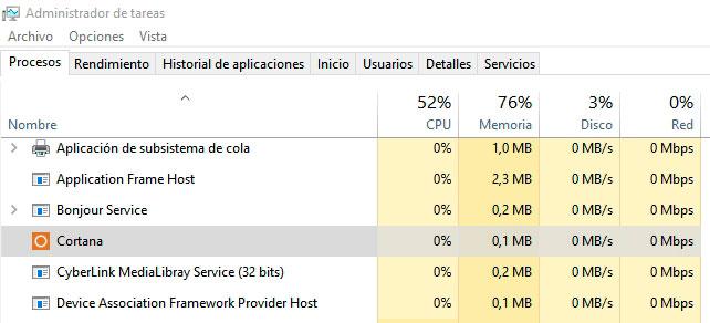 barra de tareas windows 10