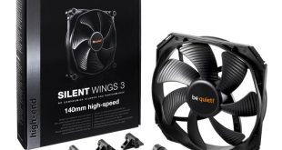 be quiet! Silent Wings 3 ya disponibles