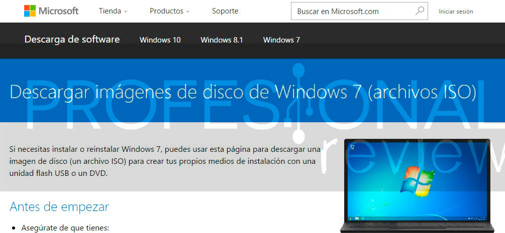 desinstalar Windows 10