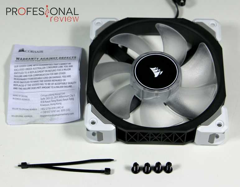 Corsair ML PRO review