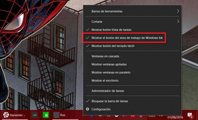 desactivar publicidad en Windows 10