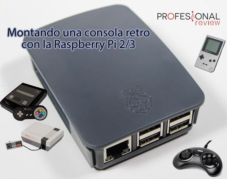 Photo of Como instalar emulador en Raspberry Pi: Nintendo NES, SNES, Megadrive y GameBoy