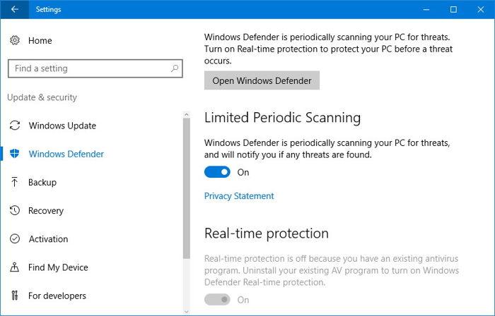 periodic-scanning-defender
