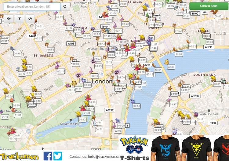 pokevision 1
