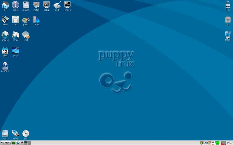 puppy-linux-distro