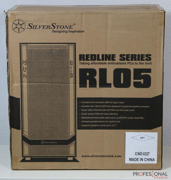 SilverStone Redline RL05