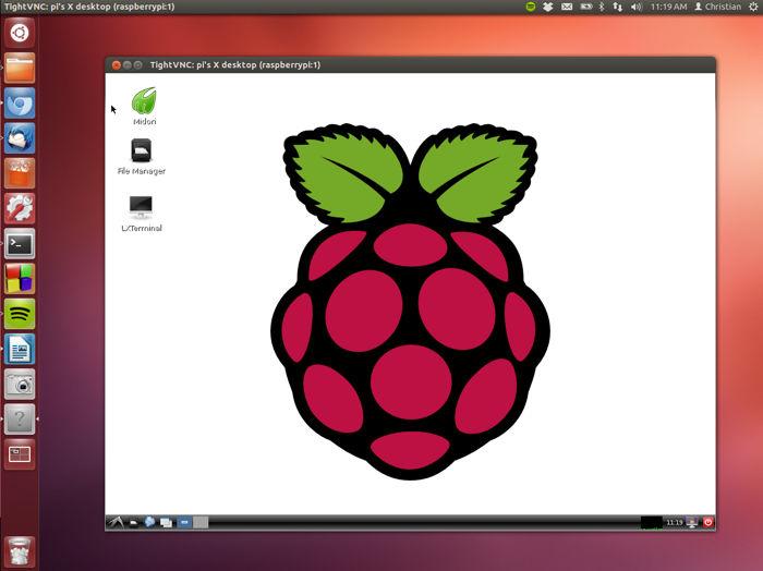 ubuntu 16.04 lts raspberry
