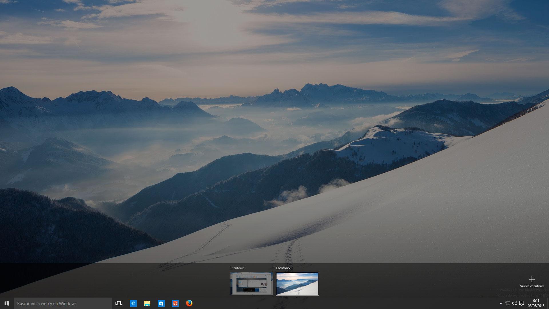 escritorios virtuales windows 10