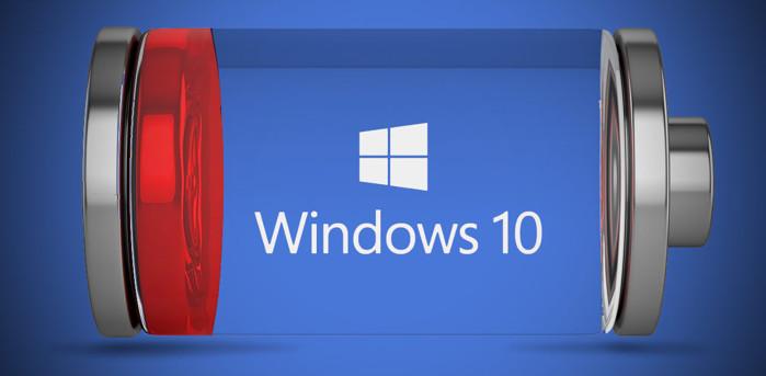 Photo of ¿Windows 10 Aniversario se come la batería de tu portatil? [Solución]