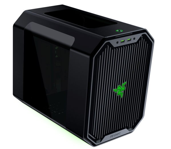 Antec Cube, nuevo chasis Mini ITX con el sello de Razer 2