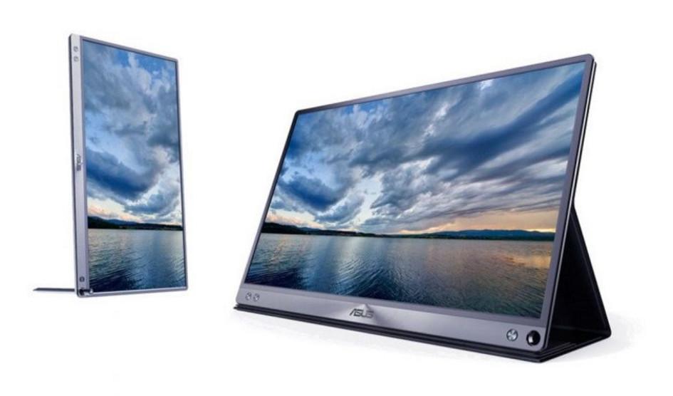 Asus ZenScreen, monitor de 15,6 pulgadas para portátiles