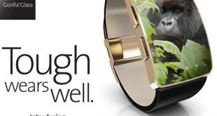Corning Gorilla Glass SR+ hará mejores nuestros wereables