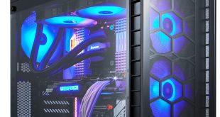 Corsair Crystal 460X, nuevo chasis de gama alta con iluminación 1