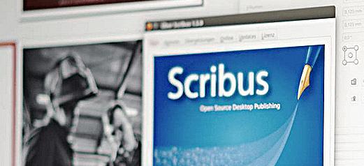 Diseño gráfico - Scribus