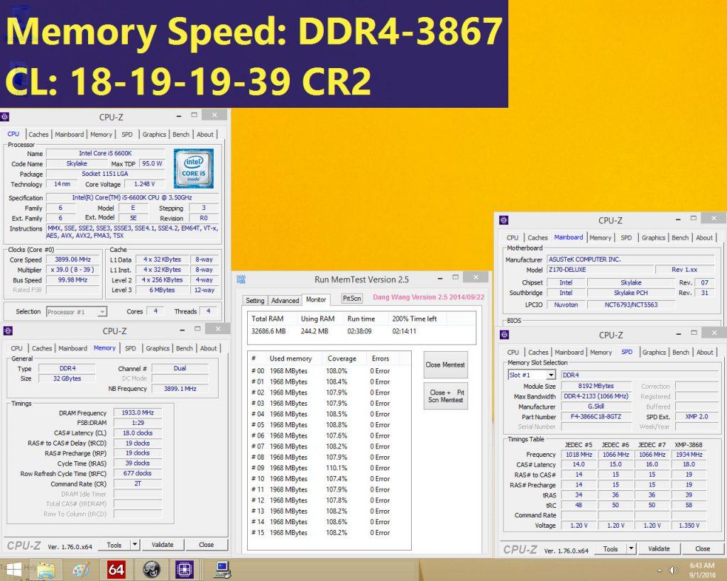 G.Skill anuncia su nuevo kit Trident Z DDR4-3866MHz 32 GB 2