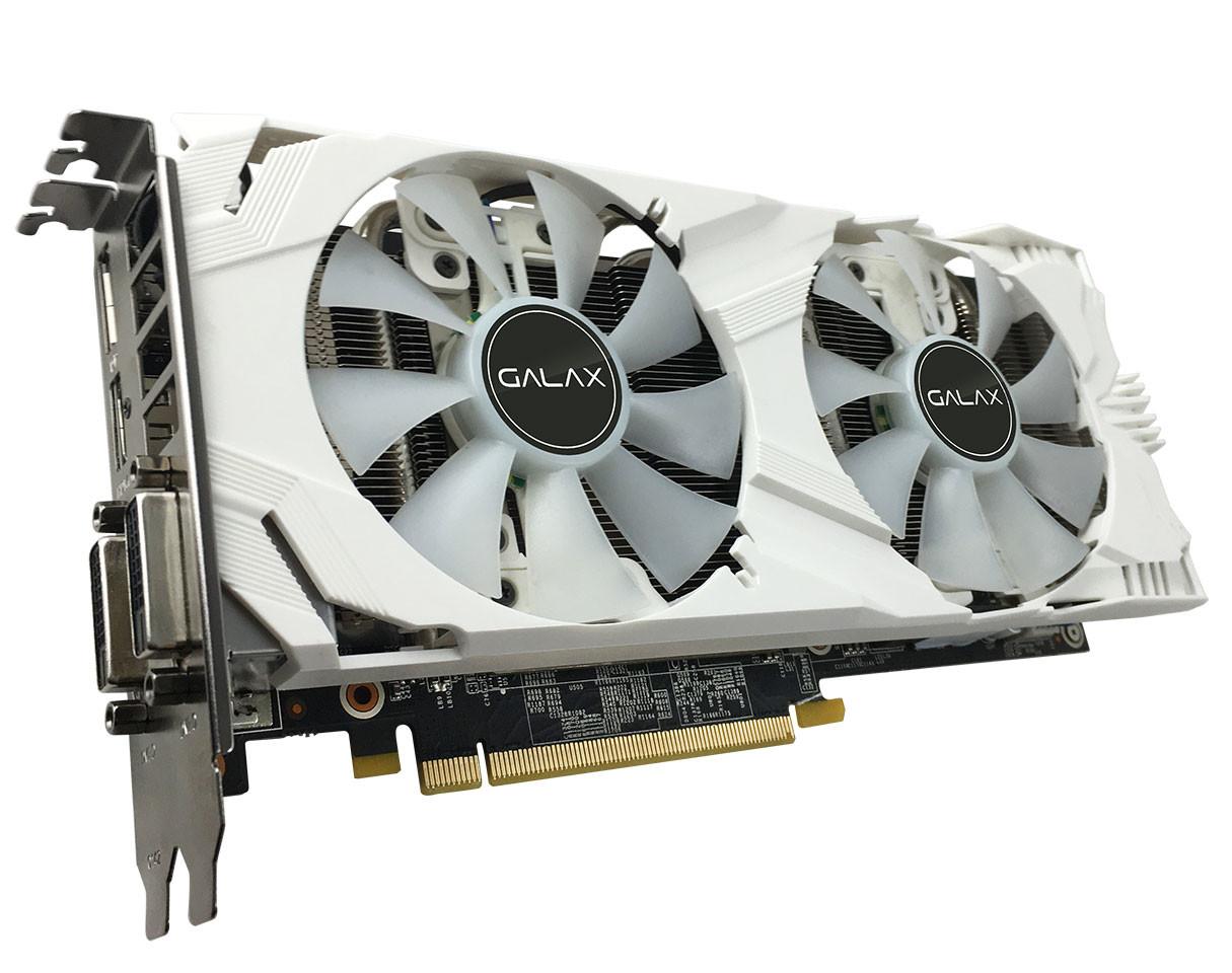 Photo of Galax muestra la GeForce GTX 1060 6GB EXOC White Edition