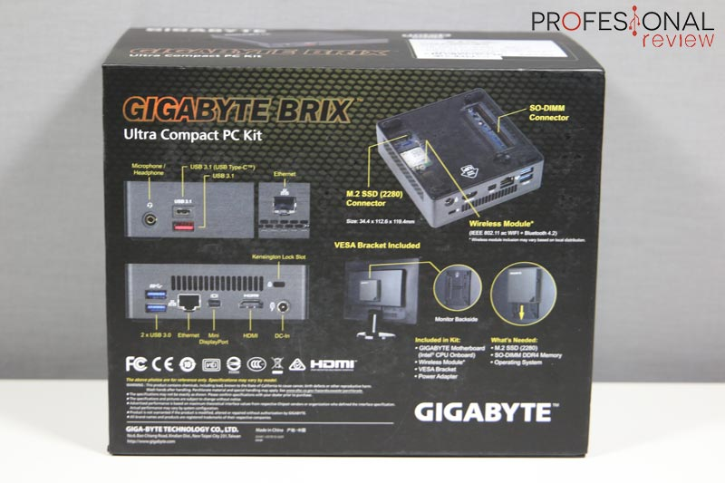 Gigabyte BSi5AL-6200 review
