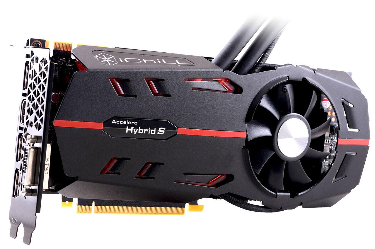 GeForce GTX 1080 iChiLL BLACK