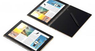 Lenovo también anuncia su convertible Yoga Book 1