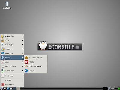 LinuxConsole 2.5 ya está aquí para los pequeños de la casa y los más jugones