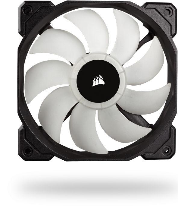 Nuevos ventiladores Corsair HD120 RGB y SP120 RGB 2