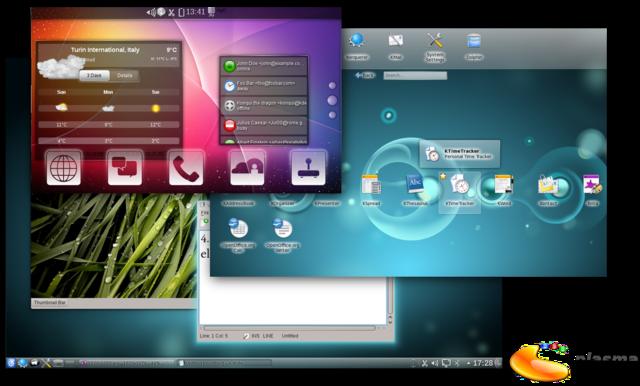 Plasma - Entornos de escritorio