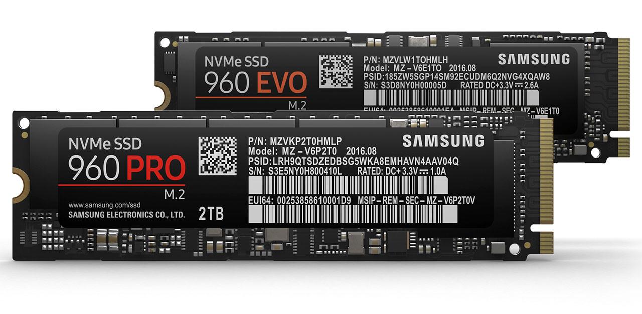 samsung-anuncia-los-960-pro-y-960-evo-series-m-2-nvme