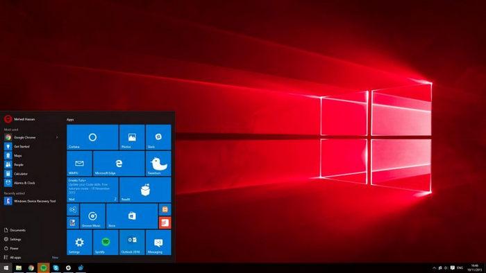 Windows 10 Build 14915