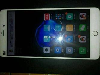 Xiaomi Mi5S a