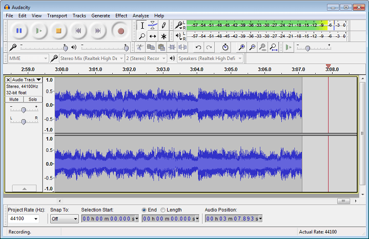 audacity-audio-editor-windows-10 editores de audio